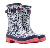 Joules Molly Welly (Mara Ditsy) 30% OFF **ONLY UK 7's & 8's LEFT**