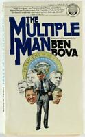 The Multiple Man, A Novel of Suspense by Ben Bova 1977 Del Rey Paperback