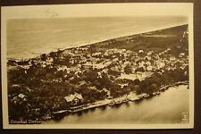 """Alte Foto AK PK 1937: Ansicht Ostseebad """"Dievenow"""" - Dzwina/ Westpommern/Polen"""