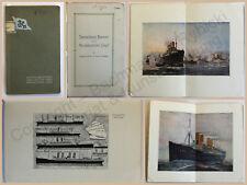 Schäfer Deutschland, Bremen und der Norddeutsche Llloyd um 1910 Marine Seefahrt