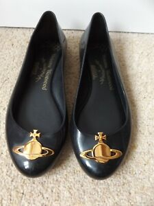 Vivienne Westwood black shoes size UK 3