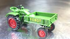 * Wiking 08994025 Fendt Tool Carrier Tractor 1:87 HO Scale