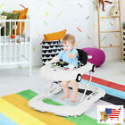 Baby Gear Walkers 2 in 1 Foldable Baby Walker With Music Player And Lights