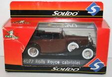 Voitures, camions et fourgons miniatures Cabriolet pour Rolls-Royce 1:43