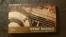 New ListingHarley Davidson 2015 Dyna Models Owner's Manual 99467-15