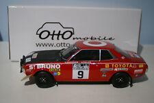 OTTO Toyota Celica 1600 GT TA22 RAC RALLY Resin 1:18 car OT274