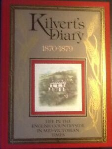 KILVERT'S DIARY: 1870-1879 Hardback. 288 pages  Published 1986 Very good.
