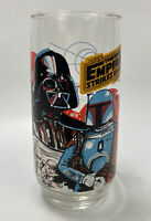 1980 The Empire Strikes Back Coke Burger King Glass Darth Vader & Boba Fett #2