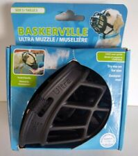 Baskerville Ultra Muzzle Size 3 (Collie, Staff Bull Terrier) New/Opened Box