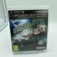 Ridge Racer Unbounded Sony PlayStation 3 PS3 PAL NO DLC