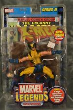 Toy Biz 2002 Marvel Legends Wolverine Series 3 Nrfb W/ Free Shipping