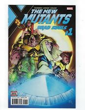 New Mutants Dead Souls # 1 Regular Cover NM