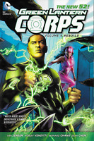 Green Lantern Corps Vol 4: Rebuild by Robert Venditti 2014, TPB DC Comics OOP