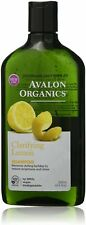 Avalon Organics Lemon Clarifying Shampoo 11 oz