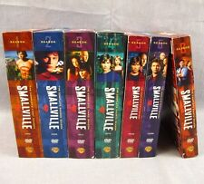 Smallville DVD Collection Seasons 1-6 and 8 Superman TV Show Episodes