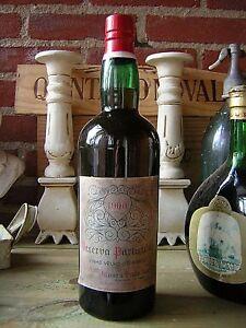 weine vin wine Wiese & Krohn Port Vintage 1900 Reserva Particular 120 Jahr Alt