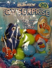 Disney Finding Dory Toy Surprise Easter Egg Hunt Candy Stickers Party Favor 20ct