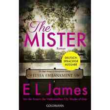 The Mister E L James Erotik Buch neues vom Autor Fifty Shades of Grey