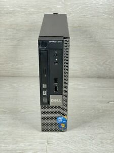 Dell Optiplex 780 USFF, Core 2 Duo 3.0GHz, 4GB RAM, 320GB HDD, Linux Mint