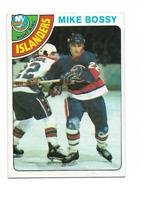 1978-79 Topps #115 Mike Bossy RC Rookie New York Islanders