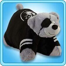 "Oakland Raiders Large 18"" Mascot Pillow Pet - NFL"