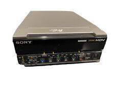 SONY HVR-M15AU Digital HD HDV DVCAM DV Recorder Deck VTR