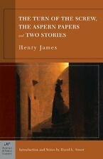 The Turn of the Screw, the Aspern Papers and Two Stories (Barnes & Noble Classic