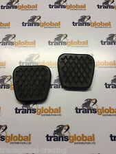 Rover MGF & MG TF 1.6 or 1.8Clutch & Brake Pedal Rubbers x 2 - Bearmach Brand