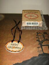 Longaberger Happy Halloween Tie-On