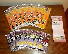 Powerpuff Girls Doll/Invitations/Trading Cards/Napkins/Memo/Bag  Cartoon Network