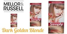 Hair Colour Dark Golden Blonde By Mellor & Russell Brand New FREE Delivery
