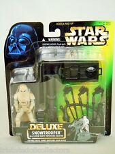 Star Wars DELUXE SNOWTROOPER  w e-Web Heavy Repeating Blaster POTF_69724_MOC