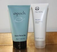 Nu skin Clay Pack Deep Cleansing Mask. + Epoch Glacial Marine Mud. Nuskin Set