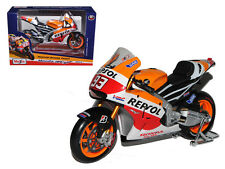 2014 Repsol Honda #93 RC2 13V Marc Marquez Motorcycle Model 1:10 Scale 31406MA