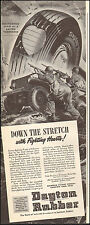 1944 Vintage ad for Dayton Rubber`Art WWII era  030817)