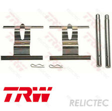 Rear Brake Pad Fitting Kit Accessory Porsche VW Audi:CAYENNE,TOUAREG,Q7