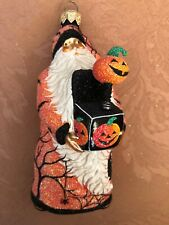 New Listing2003 Patricia Breen Jack In The Box Santa - Halloween Signed - Nm Exclusive