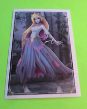 2013 ONCE UPON A ZOMBIE COLLECTIBLE STICKER #119  SLEEPING BEAUTY