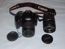 Canon EOS Digital Rebel XSi / EOS Digital SLR Camera 2 lenses