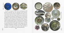 'Old Buttons' Book by Sylvia LLewelyn (Antique and Vintage Button Price Guide)