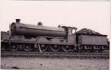 Railway Postcard LMS 1701 Engine by C L Turner