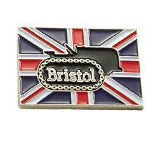 Bristol 10 Crawler Tractor Badge