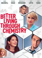 Better Living Through Chemistry NEW DVD