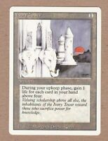 MTG - Ivory Tower - Revised 3rd Edition - Rare EX/NM+ - Single Card