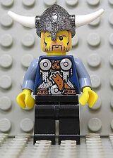 LEGO - Wikinger Figur 2b aus Set 7020 / Viking Warrior 2b / vik016 NEUWARE (a19)
