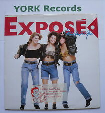 """EXPOSE - What You Don't Know - Excellent Condition 7"""" Single Arista 112 354"""