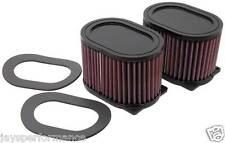 Kn air filter Reemplazo Para Yamaha XVZ1300 Royal Star Venture 99-10 (2 por caja