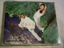 Maxi-CD 2 Unlimited - The Real Thing