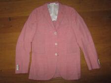 Lujo chaqueta Caruso made in italy talla 48