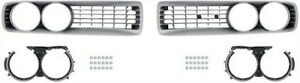 NEW 1972 Dodge Charger Grilles